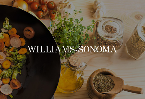 NetSuite案例:Williams-Sonoma